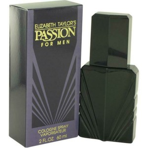 Elizabeth Taylor ELIZABETH TAYLOR'S PASSION-MEN-COLOGNE SPRAY-2.0 OZ-60 ML-USA