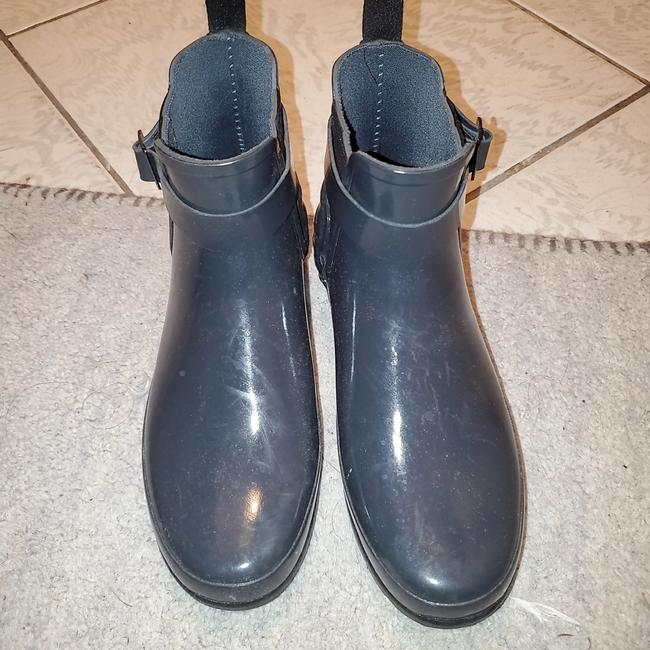 Item - Slate Grey Chelsea Rain Boots/Booties Size US 8 Regular (M, B)
