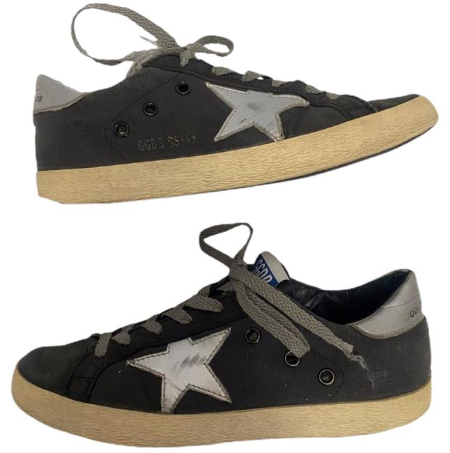 Golden Goose Deluxe Brand Gray with