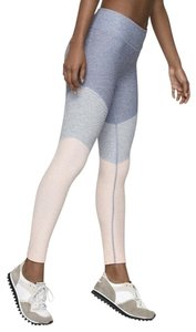 Outdoor Voices Outdoor Voices Multi Color Pink Gray Long Legging Pant