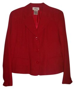 Worthington Red Blazer