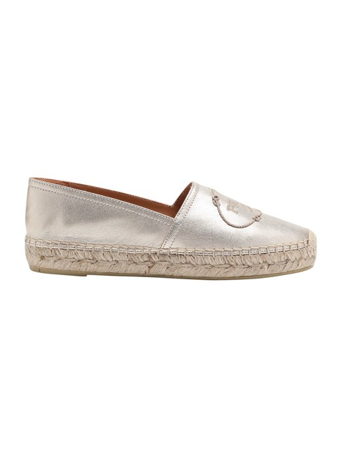 Item - Metallic Slippers In Goat Skin Wedges Size EU 38 (Approx. US 8) Regular (M, B)