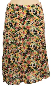 Jaclyn Smith Casual Dress Skirt Floral