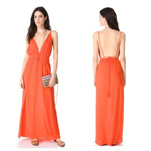 Papaya Maxi Dress by Indah
