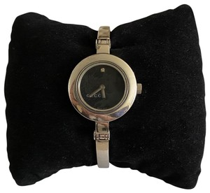 Gucci Gucci Stainless Steel Bangle Style Watch