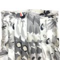 Thom Browne Grey Jungle Floral Strapless Flared Front Paneled Mid-length Cocktail Dress Size 2 (XS) Thom Browne Grey Jungle Floral Strapless Flared Front Paneled Mid-length Cocktail Dress Size 2 (XS) Image 4
