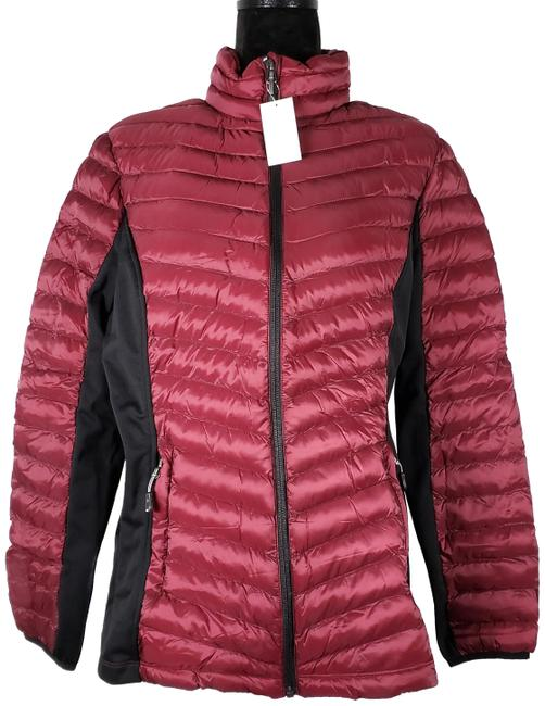 32 Degrees Heat Womens Mixed Media Jacket