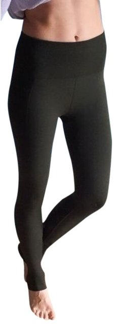 Item - Dark Olive Flow and Go Compression Tights/Leggings 6 8 10 Activewear Bottoms Size 2 (XS, 26)