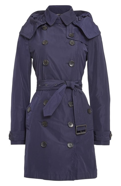 Item - Navy Balmoral Packable Coat Size 4 (S)