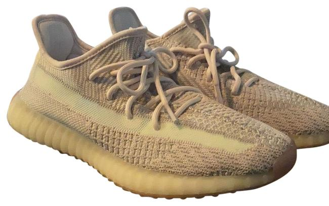 Item - Citrin and Cream Boost 350 V2 Sneakers Size US 9 Regular (M, B)