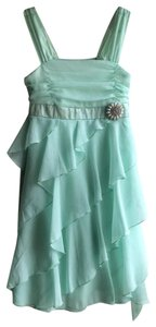 Amy Byer Easy Care Girls Size 8 Dress