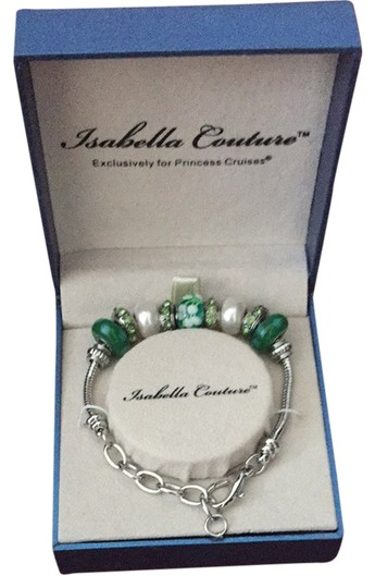 Isabella couture Isabella couture Green Bracelet