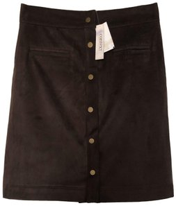 Context Skirt brown