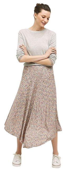 Item - Multicolor Virginia Vanessa Parque Stretch Skirt Size 8 (M, 29, 30)