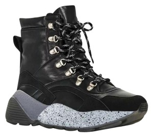 Stella McCartney Black and Gray Athletic