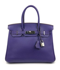 Hermès Tote in Ultraviolet
