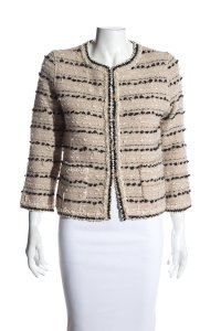 Chanel Beige Jacket