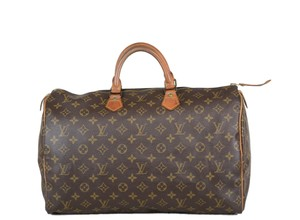 Louis Vuitton Lv Speedy Neverfull 40 Tote in Brown