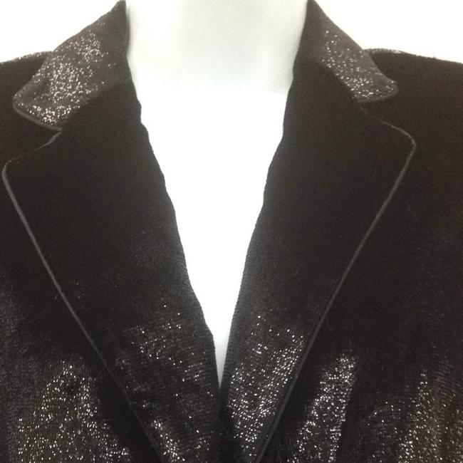 Giorgio Armani Cocktail Jacket Black Blazer