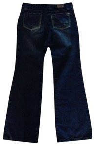 Hydraulic Straight Pants Dark