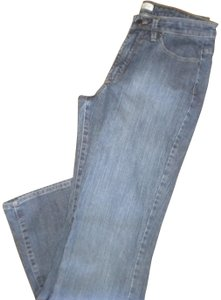 Riders by Lee Medium Wash 5 Pockets Boot Cut Jeans-Medium Wash
