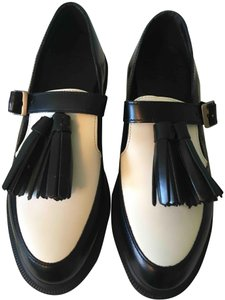 Dr. Martens New Without Box black and white Flats