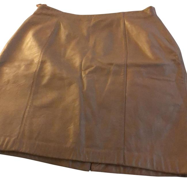 Item - Cocoa Brown A Line Skirt Size 18 (XL, Plus 0x)