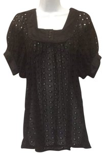 Wendy Katlen Top Black