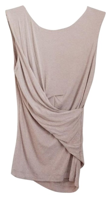 Free People Pink We The Blush Draped Front Tank Top/Cami Size 8 (M) Free People Pink We The Blush Draped Front Tank Top/Cami Size 8 (M) Image 1