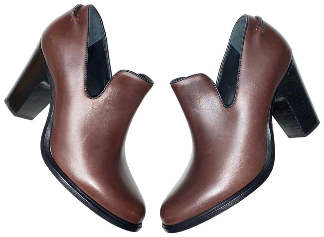 Item - Oxblood W2458189e Grove Leather Ankle Boots/Booties Size EU 39.5 (Approx. US 9.5) Regular (M, B)