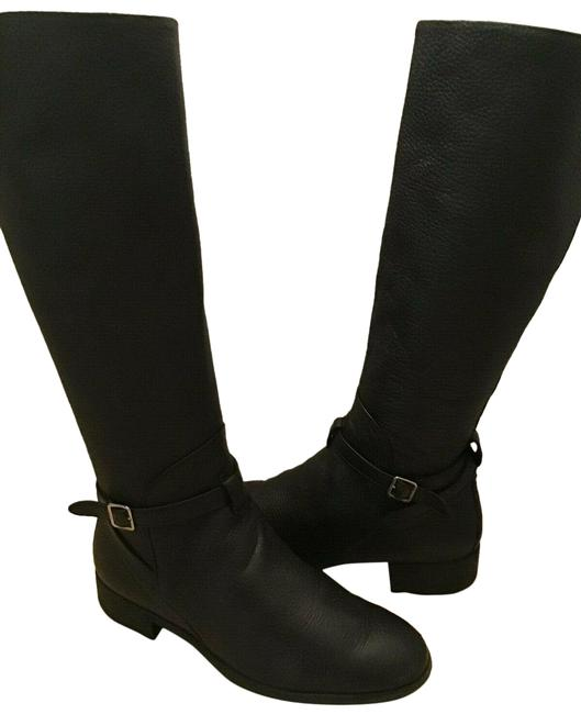 Item - Black Leather Riding Shoes/Boots Boots/Booties Size US 9.5 Regular (M, B)