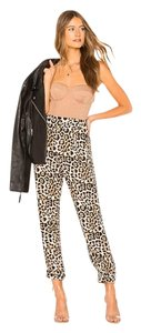 ATM Anthony Thomas Melillo Relaxed Pants Leopard Print