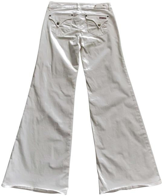 Item - White Trouser/Wide Leg Jeans Size 30 (6, M)