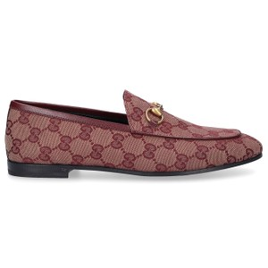 Gucci Princetown Loafer Mule Slide Brown Flats