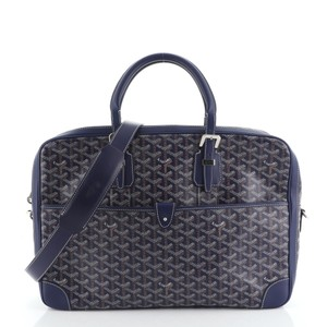Goyard Ambassade Canvas Shoulder Bag
