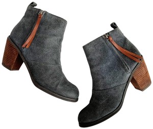 DV by Dolce Vita teal blue grey Boots