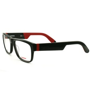 Carrera CA440229A5418145 Women's Eyeglasses Black 54 18 145 Demo Lens