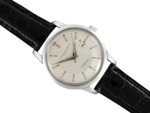 IWC 1958 IWC Ingenieur Vintage Mens Watch with Date Ref. 666 AD - Stainles