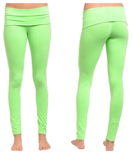 Preload https://item2.tradesy.com/images/neon-lime-green-s-m-l-yoga-leggings-activewear-size-os-one-size-2707591-0-0.jpg?width=400&height=650