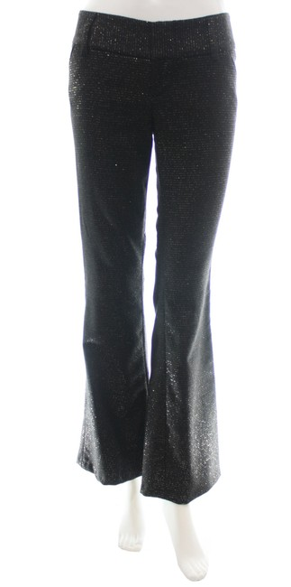 Item - Black Gold Sparkle Pants Size 8 (M, 29, 30)