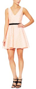 Dolce Vita short dress Neon Coral on Tradesy