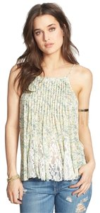 Free People Wild Nothing Sz Xs Top