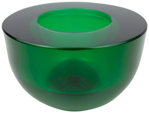 Gucci Blown Glass Candle Holder
