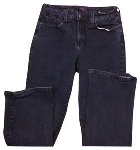 Not Your Daughter jeans bootcut size 8P Boot Cut Jeans-Dark Rinse