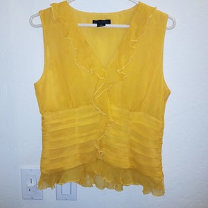 WD.NY Top Orange Yellow