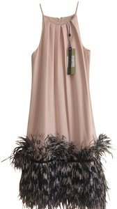 Coast New Tags Ostrich Blush Wedding Dress