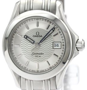 Omega Omega Seamaster Quartz Stainless Steel Women's Sports Watch 2581.31