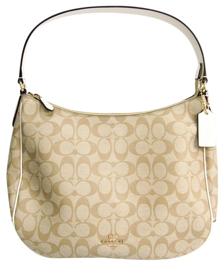 Preload https://img-static.tradesy.com/item/27081329/coach-hobo-signature-zip-f29209-women-s-brown-light-beige-off-white-coated-canvas-leather-shoulder-b-0-1-540-540.jpg