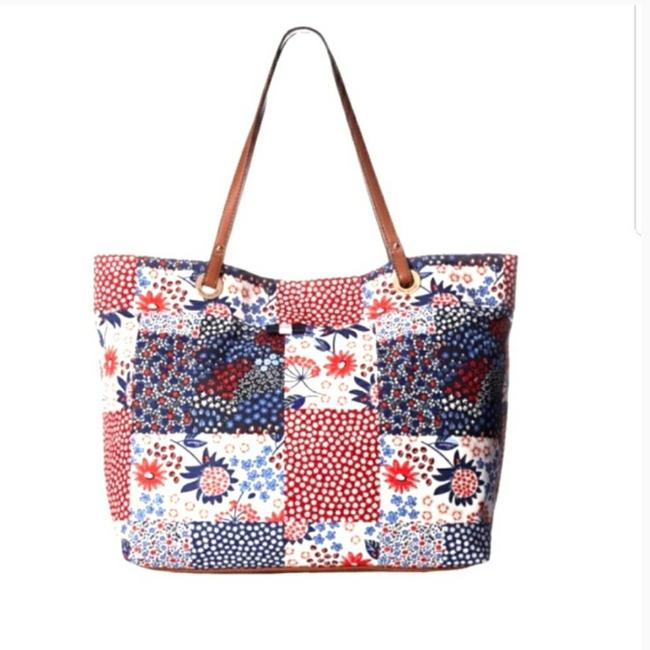 Tommy Hilfiger Fabric Tote Tommy Hilfiger Fabric Tote Image 1