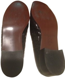 Jones New York Bold Black Flats